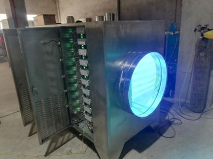 巴南不锈钢UV光解除臭设备