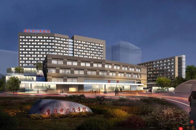 重庆市人民医院不锈钢水箱工程
