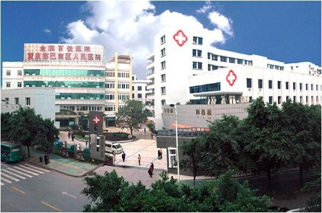 巴南区人民医院不锈钢烟囱工程