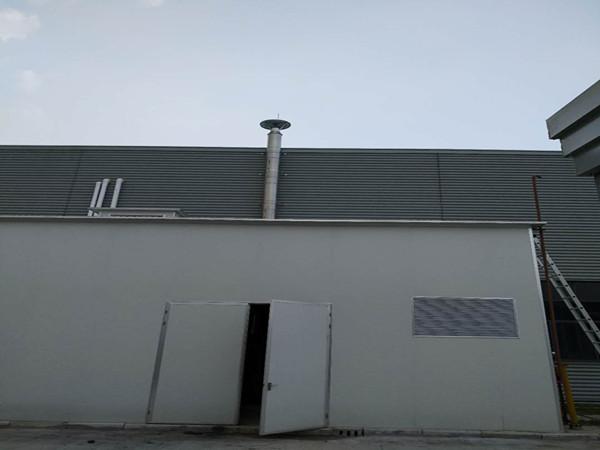 重庆不锈钢烟囱厂房